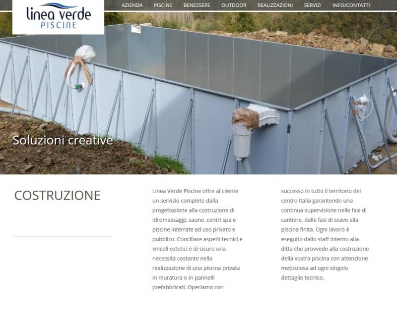 Costruzione piscine toscana costruzione piscine e centri benessere costruzione piscine - Piscine in toscana ...