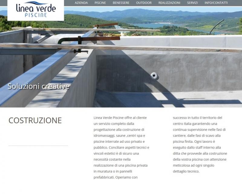Costruzione piscine umbria costruzione piscine e centri - Manutenzione caldaia umbria ...