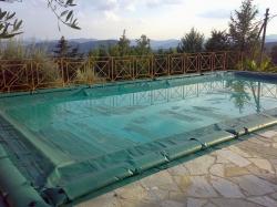 Promozione teli di copertura invernale per piscina for Teli per piscine interrate